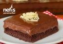 Bir Tepsi Dolusu Çikolatalı Damat Pastası )
