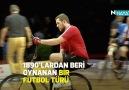 Bisiklet futbolu!