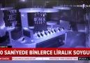 Bismil deki hırsızlık olayı kameralara yansıdı