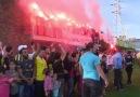 Biz biriz! Biz Fenerbahçeyiz! Hep birlikte başaracağız!