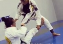 BJJ Insider - Great knee bar finished from the lapel guard...
