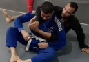 BJJ Insider - Here&a simple setup from the back...