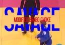 BJJ Scout - Savage Judo choke Facebook