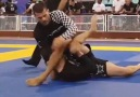 BJJ Scout - That cutter took several tries