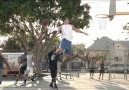 Blake Griffin featuring in the new Jordan Ad commercial.