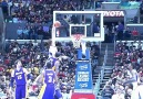 Blake Griffin Skies for the Amazing Slam