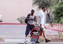 Blind Man Dropping $1000000 PRANK!! credit BigDawsTv