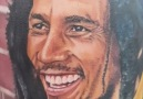 Bob Marley - Smile Jamaica tattoo by Wolff Tattoo! Facebook