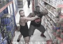 Bodybuilders caught on CCTV - Bahij Kaddoura Comedy