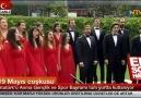 Boğaziçi Caz Korosu'ndan Gezi'ye selam