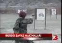 Bordo Bereli Savaş Makinaları