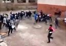 Böyle bir Lise kavgası görülmedi :D Kim Kime Dum Duma :D :D