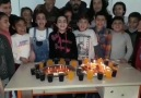 Böyle olur Kilislilerin yeniyıl kutlamasıMustafa Ergün ve öğrencileri...