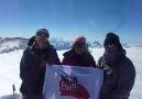 Boyun Eğmeyen Dağcılarımız Elbruz Zirvesinde