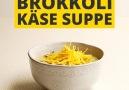 Broccoli Kse SuppeHIER ZUM REZEPT --