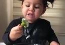 Brokoli İşte Böyle Yenilir.. Maşallah!