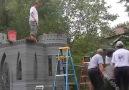 Bu makine süper beton döküyor - www.teknovid.com