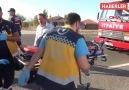 Bünyan&trafik kazası 1i bebek 6... - Sarioglan Haber Merkezi