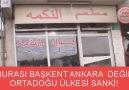 BURASI BAŞKENT ANKARA DEĞİL SURİYE SANKİ!