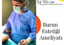 Burun estetiği ameliyatı hakkında... - Op. Dr. Diren Çelik