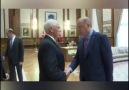 Çakan Kapakçı - Kendisine sarılmaya gelen Başkan...