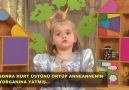 Çakıl bebek Nisan Kırmızı Başlıklı Kız masalını anlatıyor!