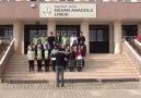 Çanakkale İçin Söyle -  Hilvan Anadolu Lisesi.