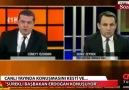 Canlı yayında isyan etti: Sürekli Başbakan Erdoğan konuşuyor