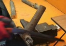 Cemal Açar - Sanat eseri natural odundan tabure- sehpa yapımı Facebook