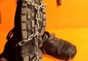 Cemal Açar - Zincirli Kar Ayakkabısı Yaptık. Facebook