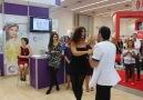Cesa Dans show Güzellik Bakım Ankara 2013 fuarı