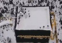 Changing View of Ghilaaf e Kaaba (SHARE)