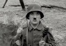 Charlie Chaplin War Movie Funny Clip