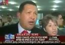 Chavezin Fox TV muhabirine unutulmaz ayarıKalp Her Zaman Soldan Atar