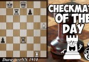 Checkmate of the Day!