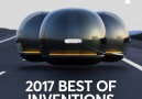 Check out some of our favorite 2017 ideas and inventions.