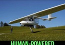 Check Out This Human-Powered Airplane