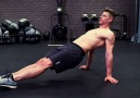 Chisel your core and more with this glute and hamstring workout.