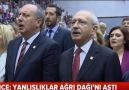CHP CACIK OLDU ) ) KILIÇDAROĞLU&YAPTIĞI HATALAR AĞRI DAĞI&AŞTI.. )