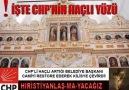 CHP'Lİ BELEDİYE CAMİYİ KİLİSEYE ÇEVİRDİ AYİN YAPTI