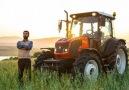 Çiftçinin Gücü Erkunt Traktör iyi seyirler diler.