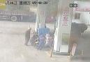 Çin de ilginç bir intihar girişimi