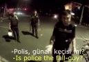 Cinnet Geçiren Polis - Ne Yapayım Osurayım mı ? :D :D