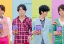 [CM] Hey Say Jump - Almond Caramel Popcorn