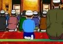 Çocuklara Namaz Kılmayı Öğretmek  (Animasyon)