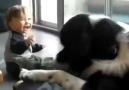 Çocuklar ve köpekler :)