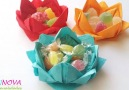 Confectioners Party with napkins (very easy)!By Innova Manualidades