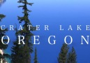 Crater Lake Oregon is Beautiful!Amazing Places on Our Planet