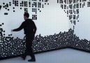 Crazy Interactive Wall