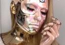 Creative Panda - Artist takes makeup to the next level...
